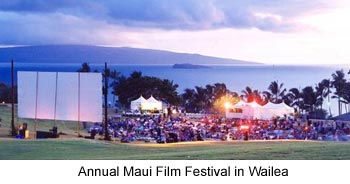 Maui Film Festival accommodations in Wailea Maui